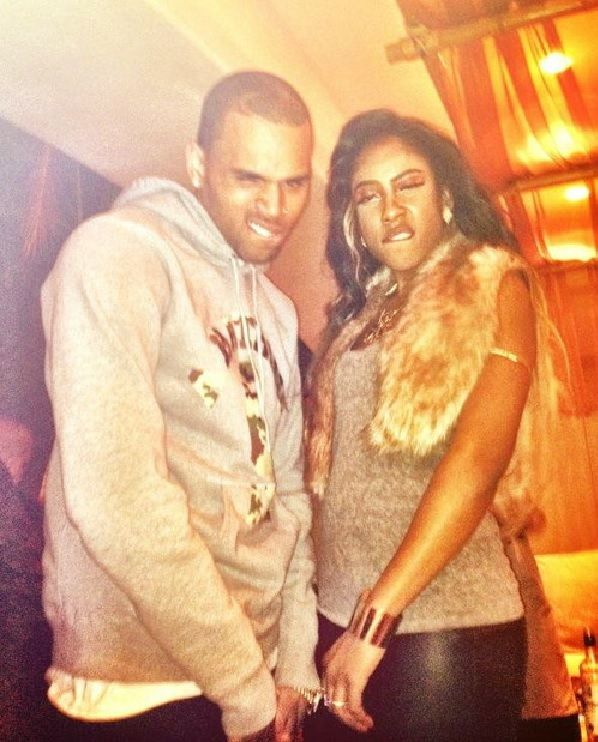 Chris Brown & Sevyn Streeter