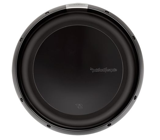 """The upgraded Power T2D215 subwoofer has a new bad-ass look having revised components over the previous model. The T2 15"""" features dual 2-Ohm voice coils, 1,200 Watts RMS power handling, and includes an aluminum trim ring."""
