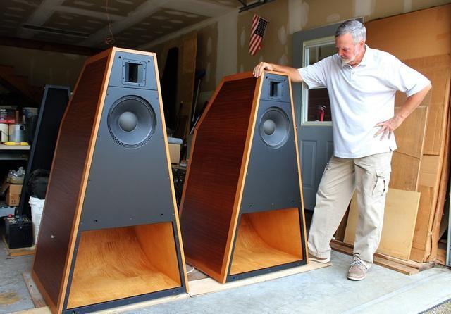 RM LOUDSPEAKERS CH-Series Folded Exponential Horn Loudspeaker ... 4b067b8fcbb73