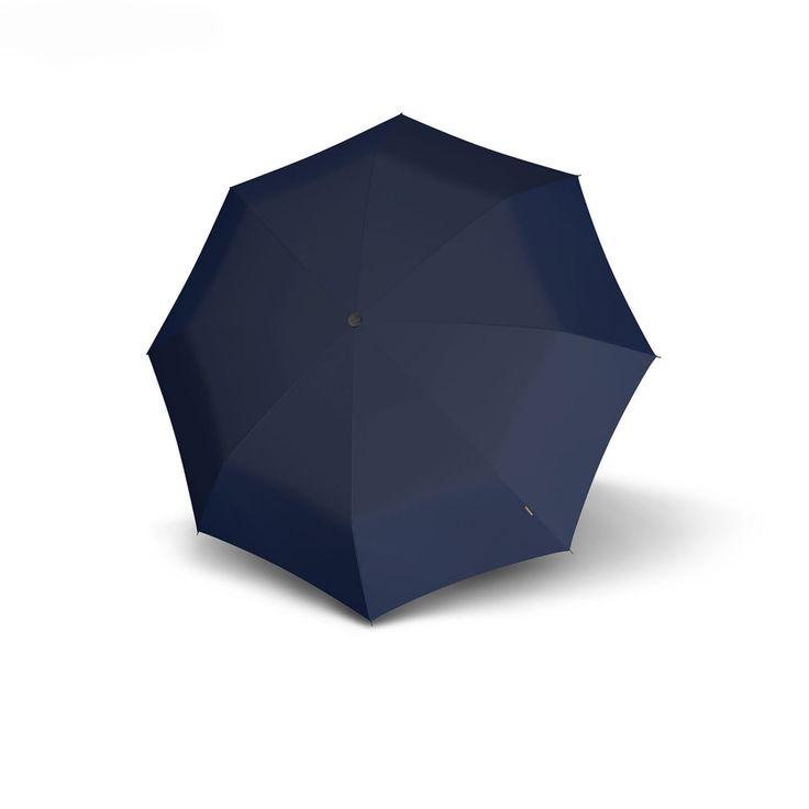 Knirps X1 | Compact Folding Umbrella | Navy