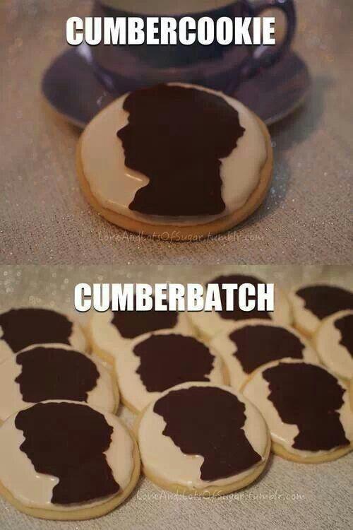 Cumberbatch of Cumbercookies