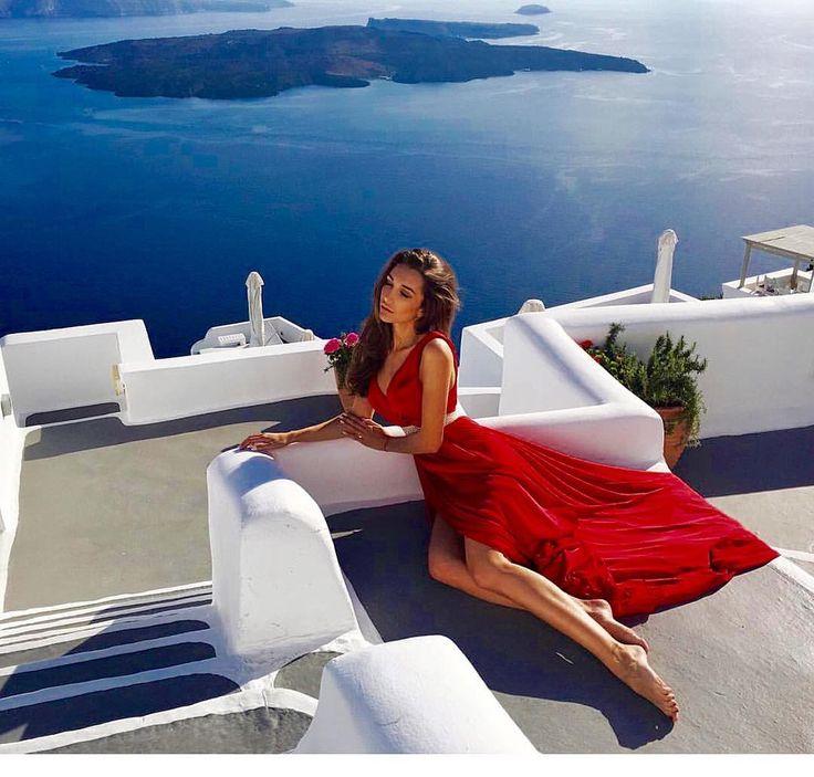 Fira town, Santorini island, Greece. - Selected by www.oiamansion.com in Santorini