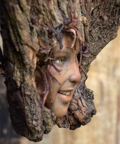Куклы-деревья. Лесные эльфы Татьяны Раум - Ярмарка Мастеров - ручная работа, handmade