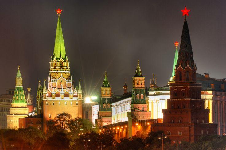 Moskova, Rusya...