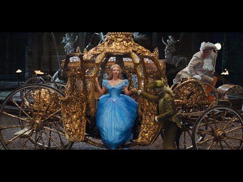 Cinderella - Disney movie trailer. 2015