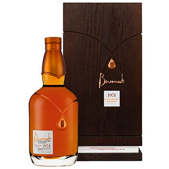 """The Benromach Distillery Company has expanded its range with the launch of an """"incredibly rare"""" single cask Scotch whisky distilled in 1974"""