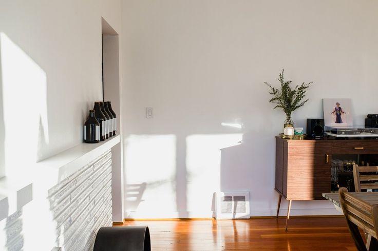 Laura & Tyler's Organic Modern Heritage Apartment