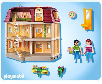 Die 25  besten ideen zu maison traditionnelle playmobil auf ...
