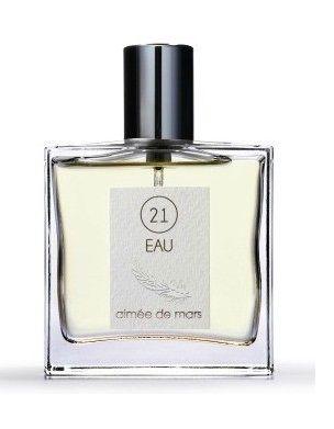 Přírodní parfém unisex Eau 21 Aimeé de Mars. Využijte dopravu zdarma při nákupu nad 890 Kč nebo výdejní místo zdarma v naší kamenné prodejně NuSpring v Praze.