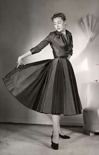 19 Best 1950's Fashion Images On Pinterest