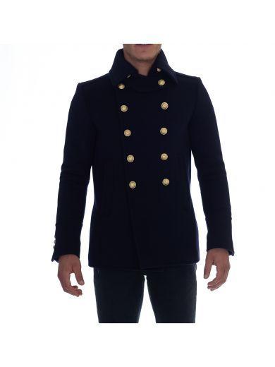 BALMAIN Balmain Coat. #balmain #cloth #coats-jackets