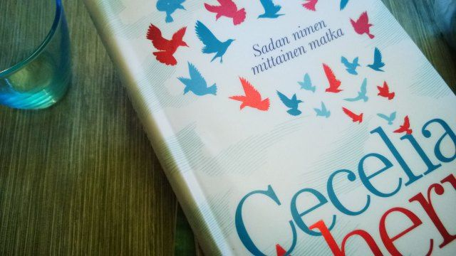 Sadan nimen mittainen matka - Cecelia Ahern
