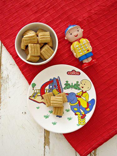 Harika bir bebe bisküvisi hazırladım sizlere.Biz çok beğendik.Asla hazır almak yok.Sabah kahvaltısına,meyve püresine isterseniz çorb...