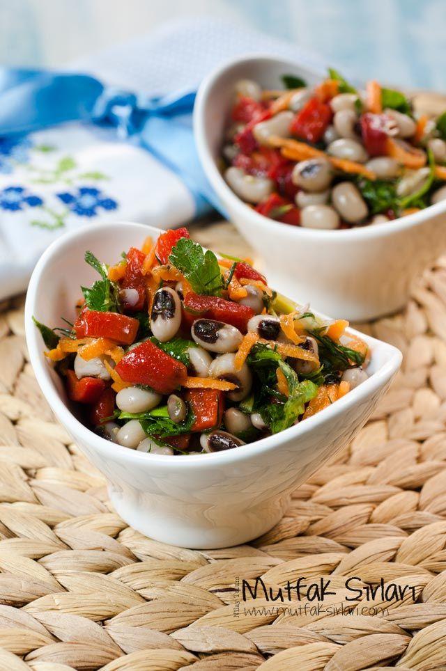 Kuru Börülce Salatası Tarifi | Mutfak Sırları