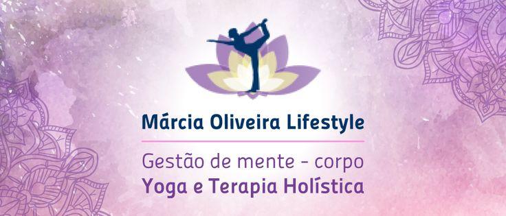 Exemplo de banner que desenvolvemos para profissional de yoga, para a barra lateral do nosso site.
