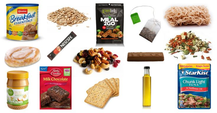 High Calorie, High Nutrition, Ultralight, Ready-to-Eat Meal Plan from the Appalachian Trail. The Best Backpacking Food for Ultralight Hiking.