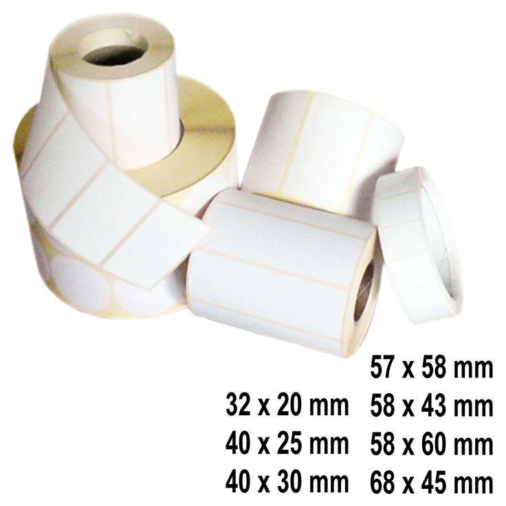 CBM etykiety do wag i drukarek etykiet