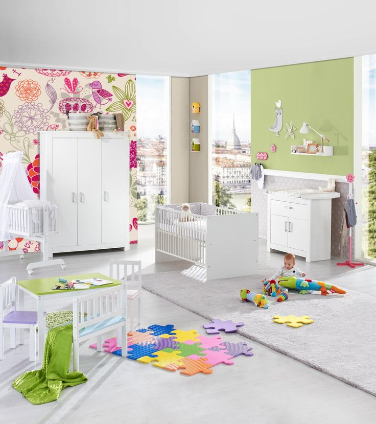 Simple Babyzimmer LILLY