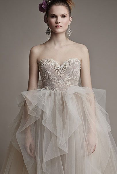 Ersa Atelier 2015 свадебные платья Mey