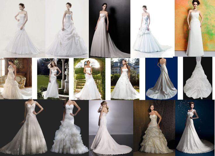 230 best Affordable Bridal and Wedding dresses. images on Pinterest