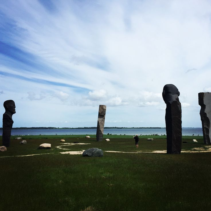 Dodekalitten Lolland Singing Monument
