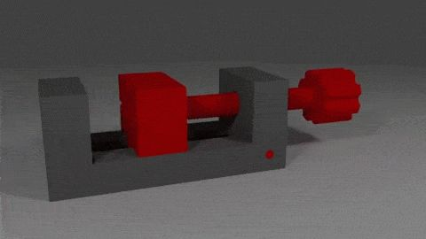 French Teen Creates a Functioning, Completely 3D Printed Vice http://3dprint.com/55717/3d-printed-vice/
