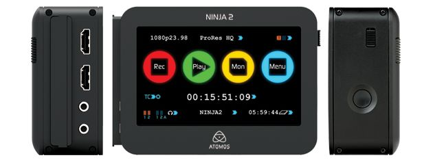 Atomos Ninja 2: Well Thought-Out, Well Designed – Does It Fit Your Needs? - http://blog.planet5d.com/2014/09/atomos-ninja-2-well-thought-out-well-designed-but-do-you-need-it/
