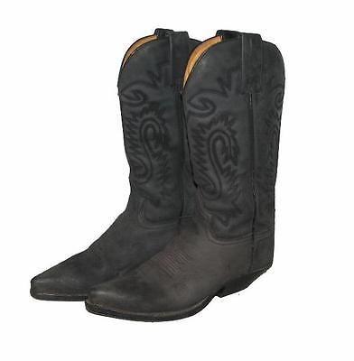 SENDRA Damen- Westernstiefel / Cowboy - Boots / Stiefel schwarz Gr. 5 ca. 37,5