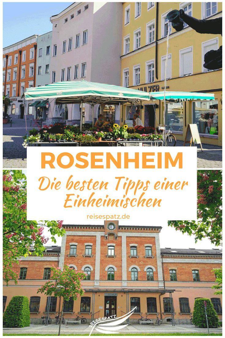 Rosenheim Sehenswurdigkeiten Tipps Einer Einheimischen In 2020 Reisen Sehenswurdigkeiten Reisen In Europa