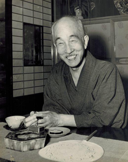 Kawai Gyokudo 川合玉堂 (1873-1957).