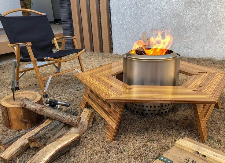 Portable fire pits keeping the fire on the road with you