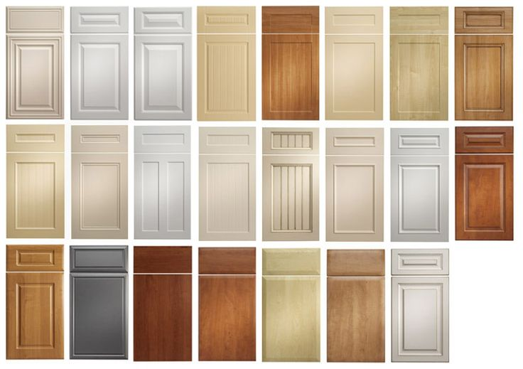 Thermofoil cabinet doors drawer fronts replacement - Replacement bathroom cabinet doors ...