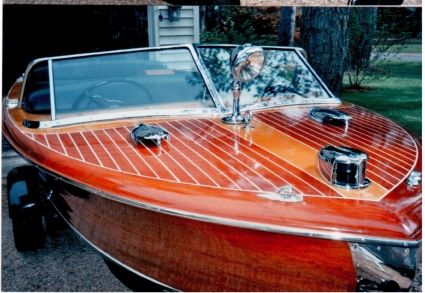 1956 Chris Craft Continental -Completely restored and finished. -See more at: http://www.caboats.com/used-boats/8660.htm