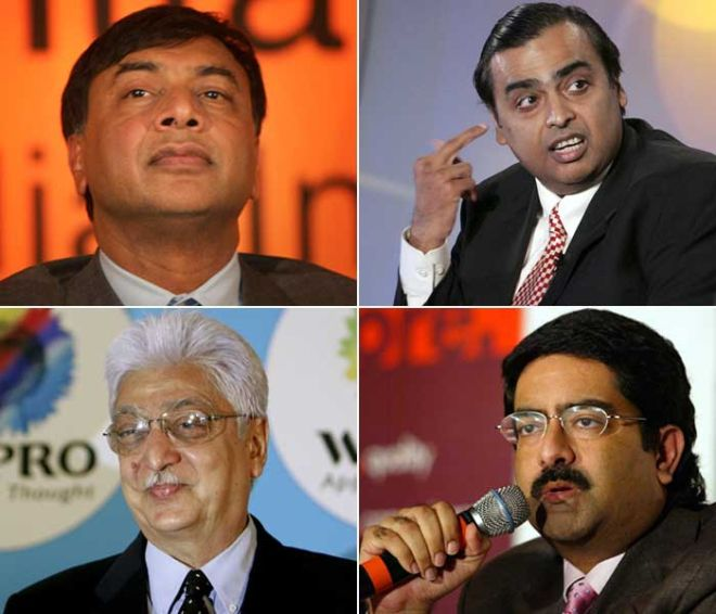 Richest in India
