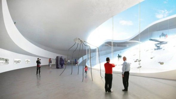 National Gallery of Greenland / BIG + TNT + Ramboll + Arkitekti | AA13 – blog – Inspiration – Design – Architecture – Photographie – Art
