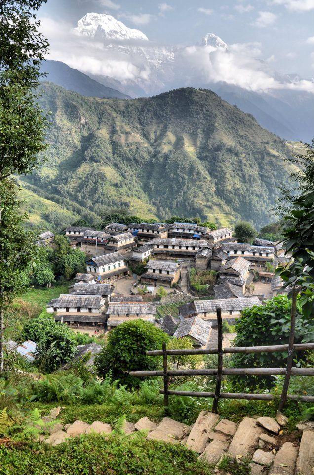 Ghandruk, Annapurna, Himalaya, Nepal  Let's promote Nepal tourism together! Like and share: Facebook:https://www.facebook.com/traveltourtreknepal Twitter: https://twitter.com/3tnepal