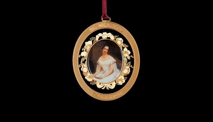 White House Christmas Ornament: 1993