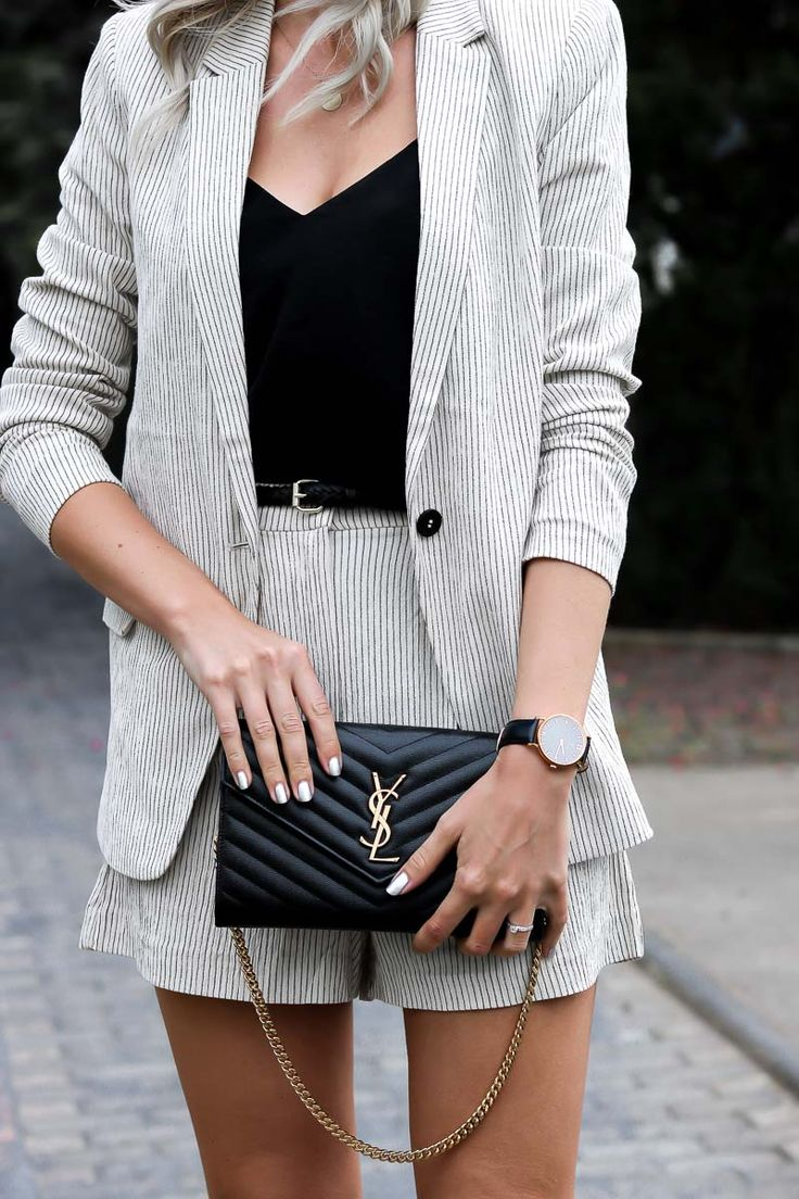 How to run a blog while working full-time, Outfit, Nadelstreifen, Zweiteiler, Blazer, Bloggen und Vollzeitjob