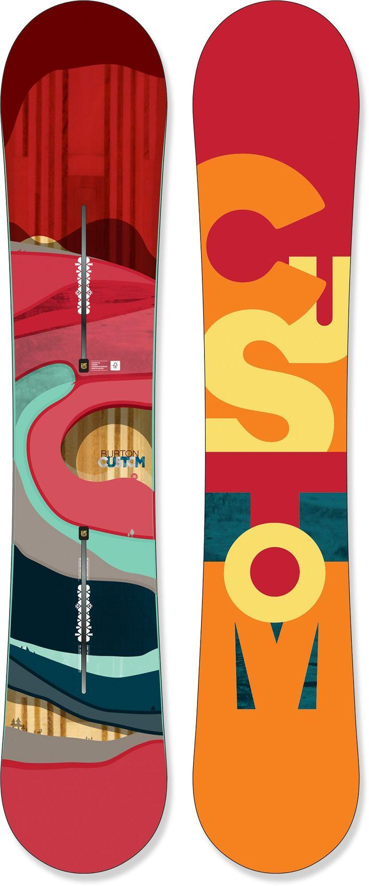 Burton Male Custom Snowboard /2016