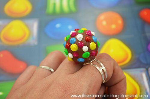 funny list of Candy Crush inspired things