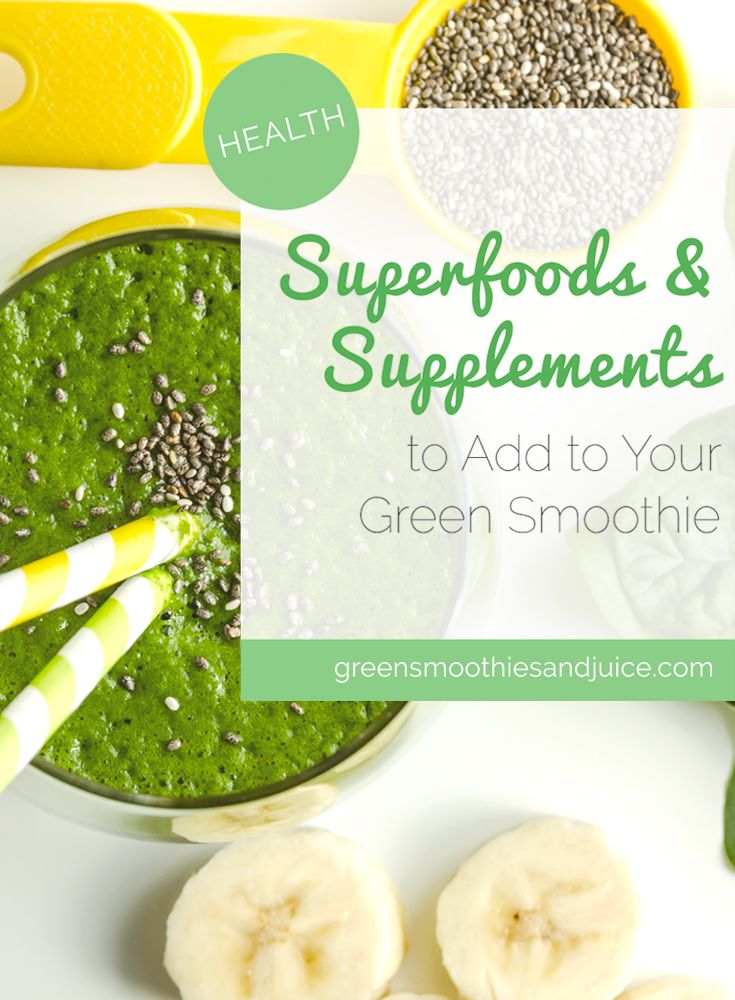 Superfoods & Supplements I Take Regularly & Why  #greensmoothies #superfoods #healthtips