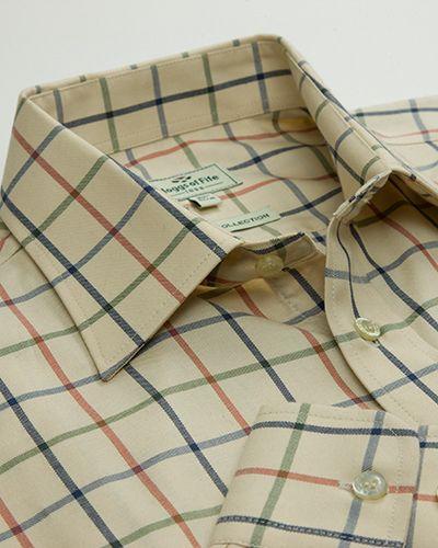 Cherry Tree Country Clothing - Hoggs of Fife Senator Premier Tattersall Shirt, £31.50 (http://www.cherrytreecountryclothing.com/hoggs-of-fife-senator-premier-tattersall-shirt/)