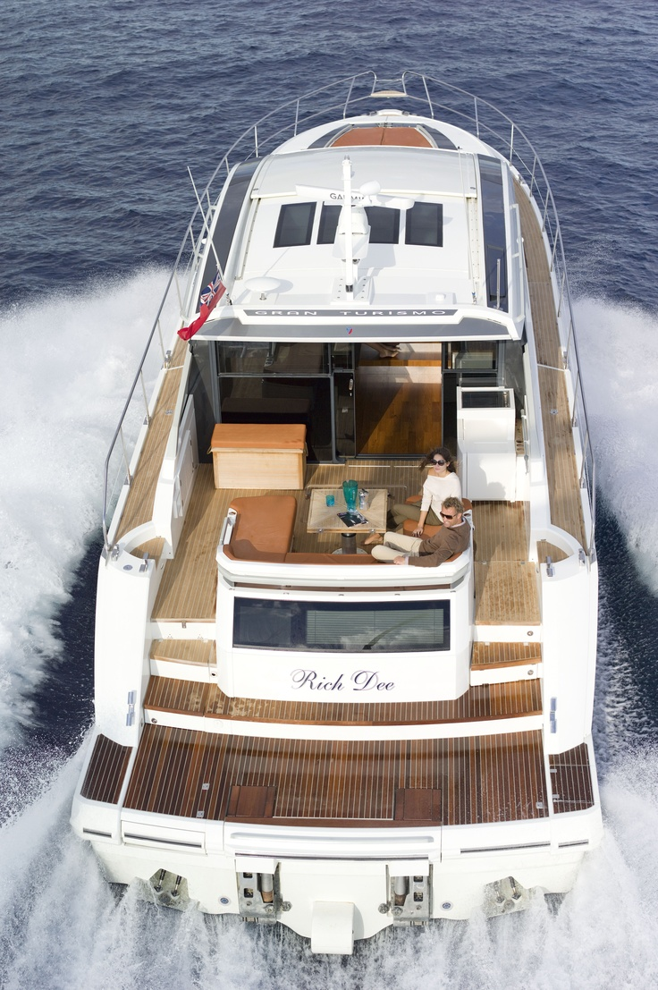 Fairline Targa 58 / Perfect for special occasions
