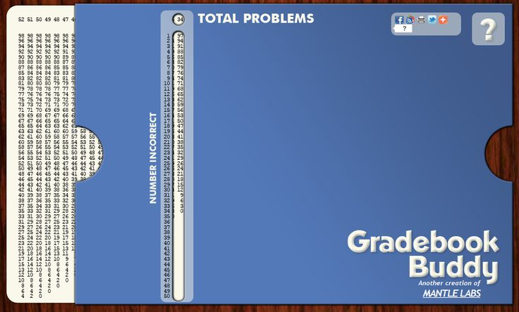 Clean image for ez grader printable