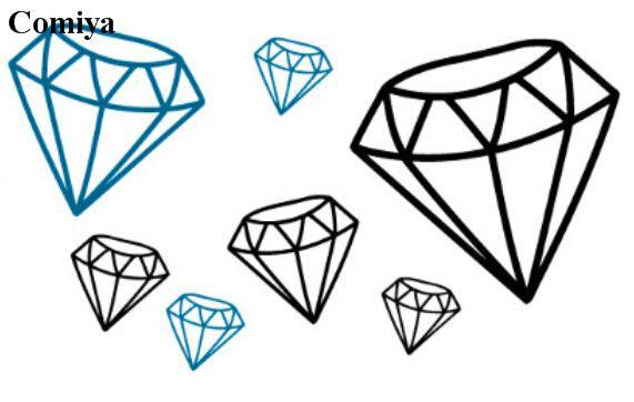 47 best Diamond Tattoo Flash images on Pinterest | Tattoo ...
