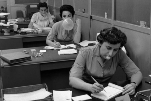 The Most Common Job For American Women Is Same Today As It Was In 1950: