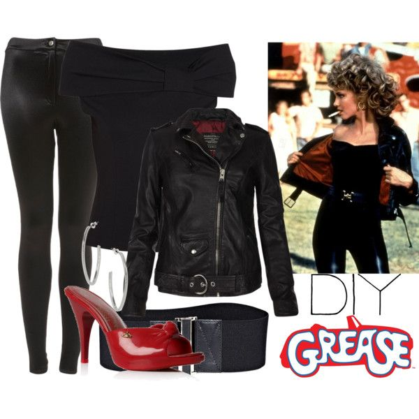 """""""Grease: Sandy"""" by effyeahclothes on Polyvore"""