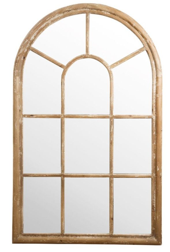 Arched Wide Wall Mirror EL - D175 from SHINE MIRRORS AUSTRALIA