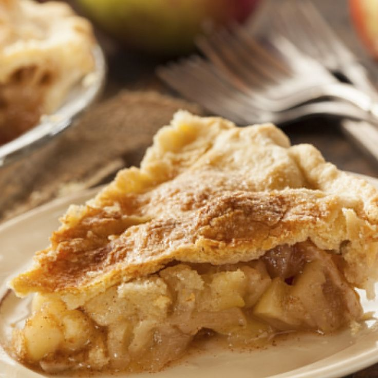 This old fashioned apple pie recipe has been perfected over many many years of family gatherings.