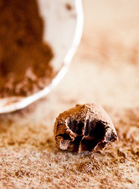 Chocolate Ganache Truffles | Ganache | Pinterest